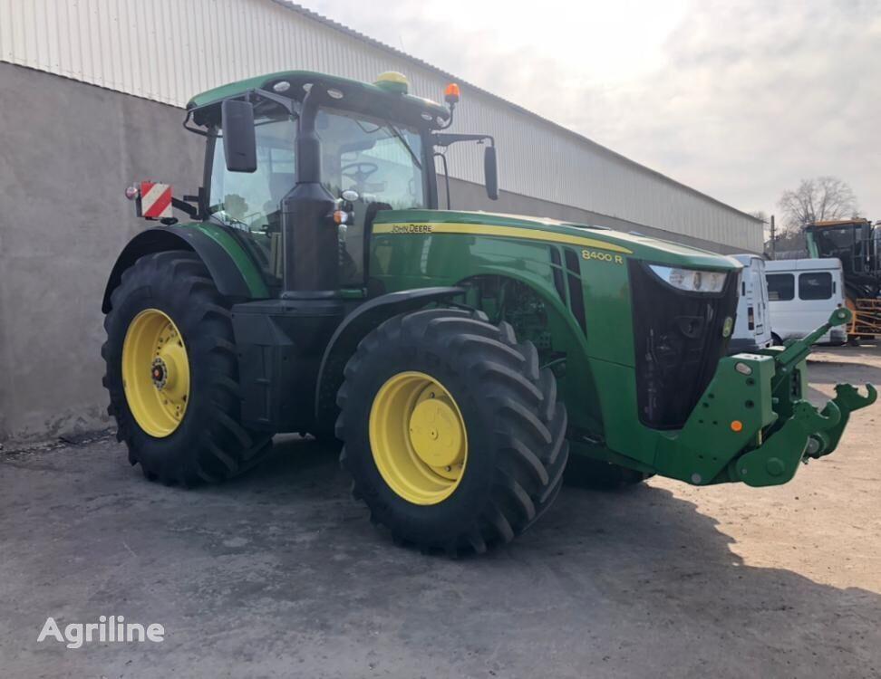JOHN DEERE 8400 R tractor de ruedas nuevo