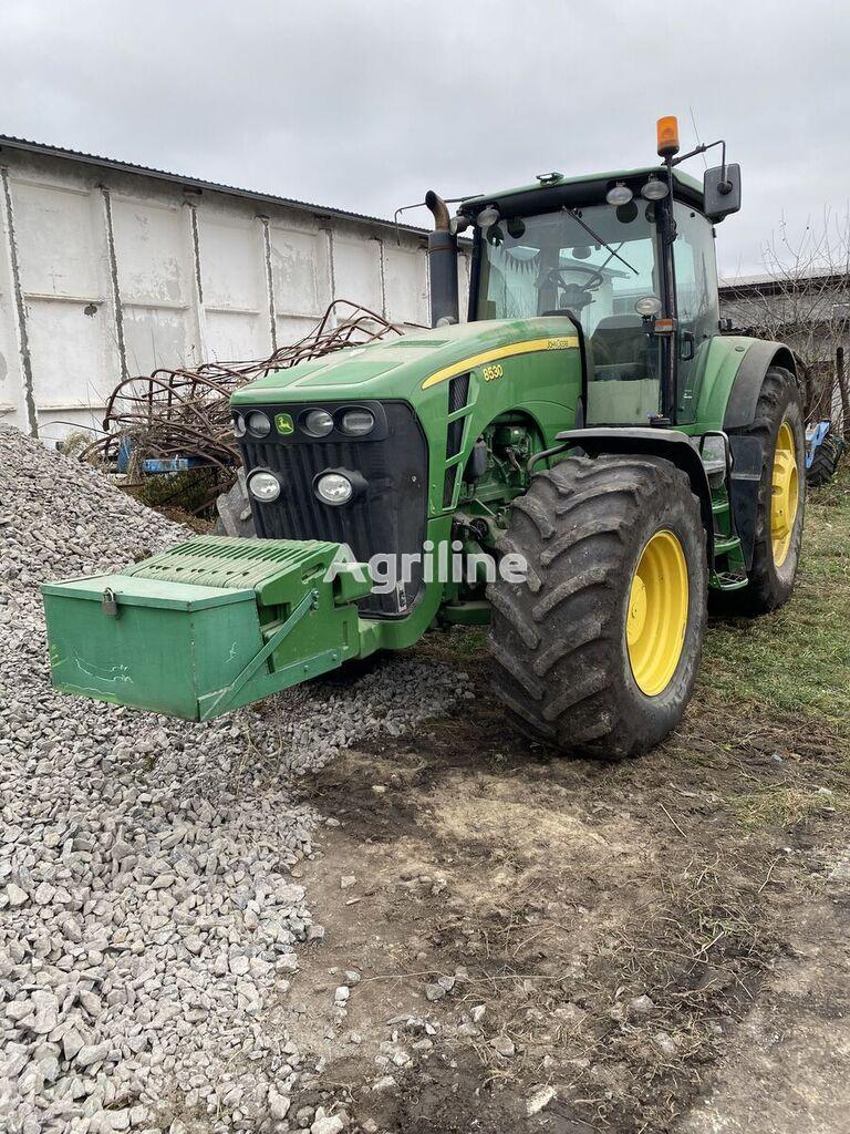JOHN DEERE 8530 tractor de ruedas