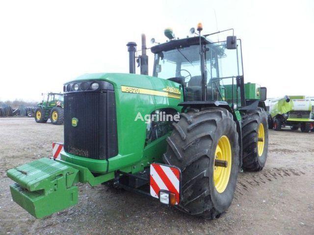 JOHN DEERE 9520 tractor de ruedas