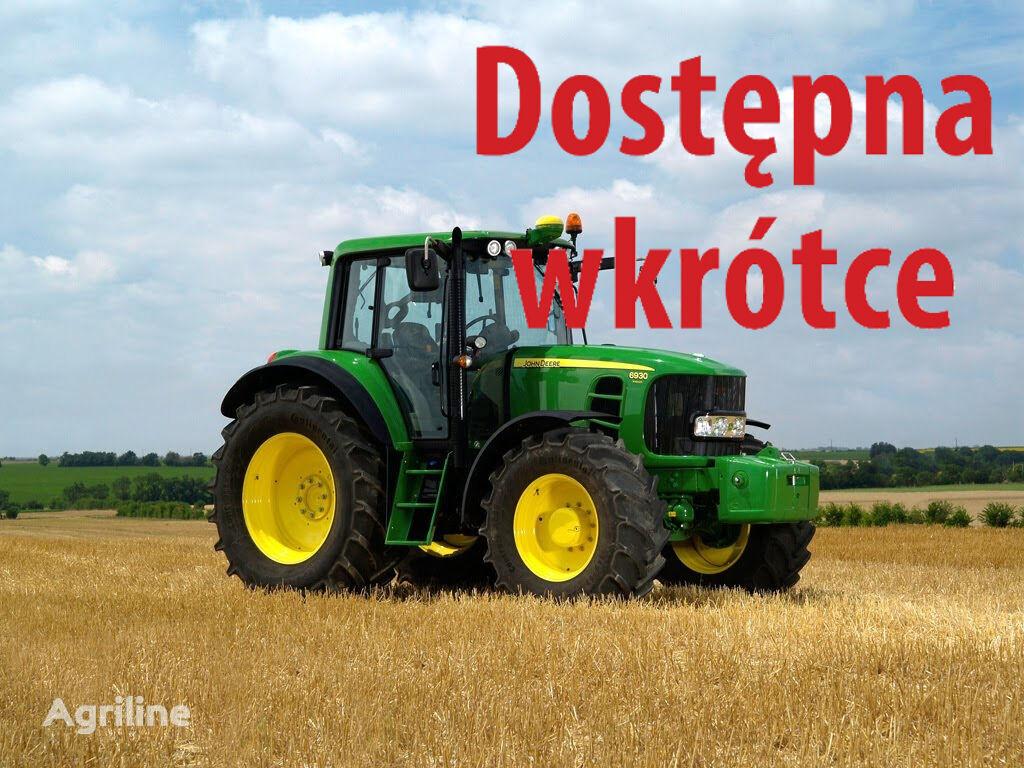 JOHN DEERE Ciągnik rolniczy John Deere 6195R tractor de ruedas