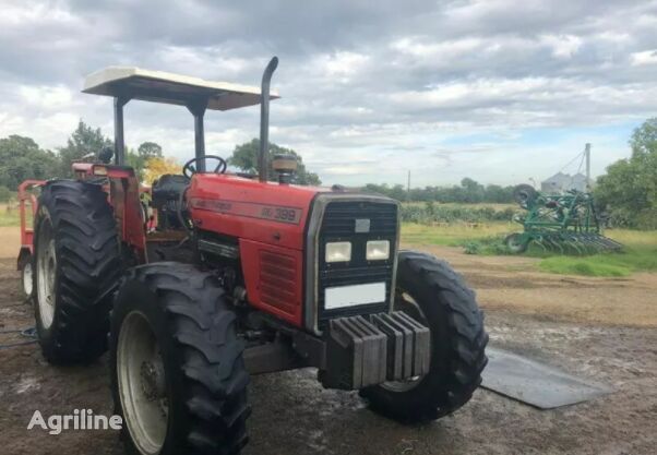 MASSEY FERGUSON 399 tractor de ruedas