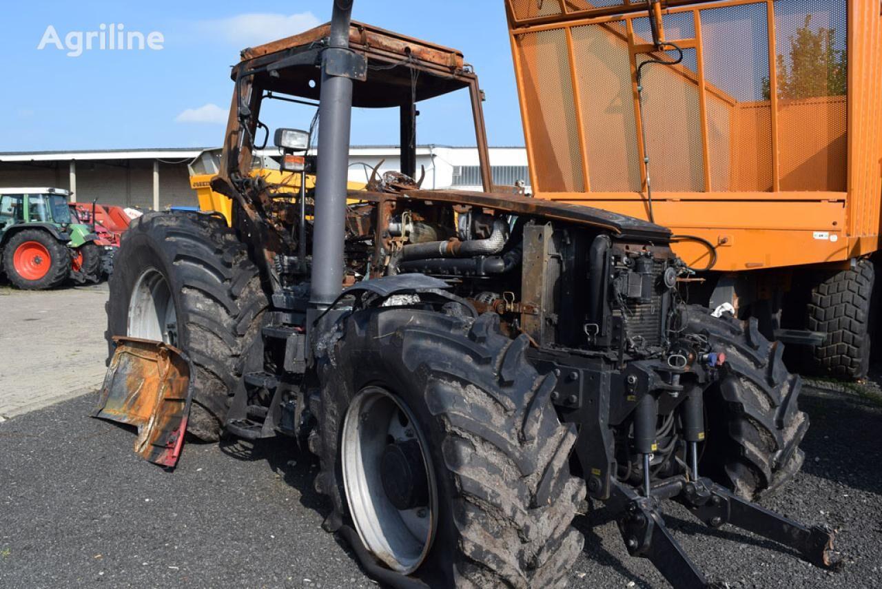 MASSEY FERGUSON 6480 *Brandschaden* tractor de ruedas