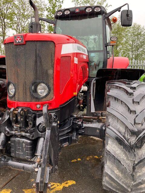 MASSEY FERGUSON 7495 tractor de ruedas