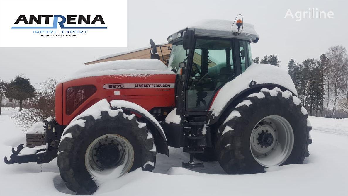 tractor de ruedas MASSEY FERGUSON 8270