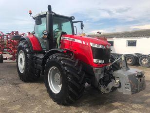 MASSEY FERGUSON 8737 tractor de ruedas