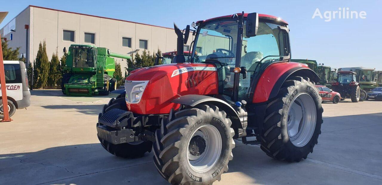 MCCORMICK X6.55 SUPERFULL tractor de ruedas nuevo