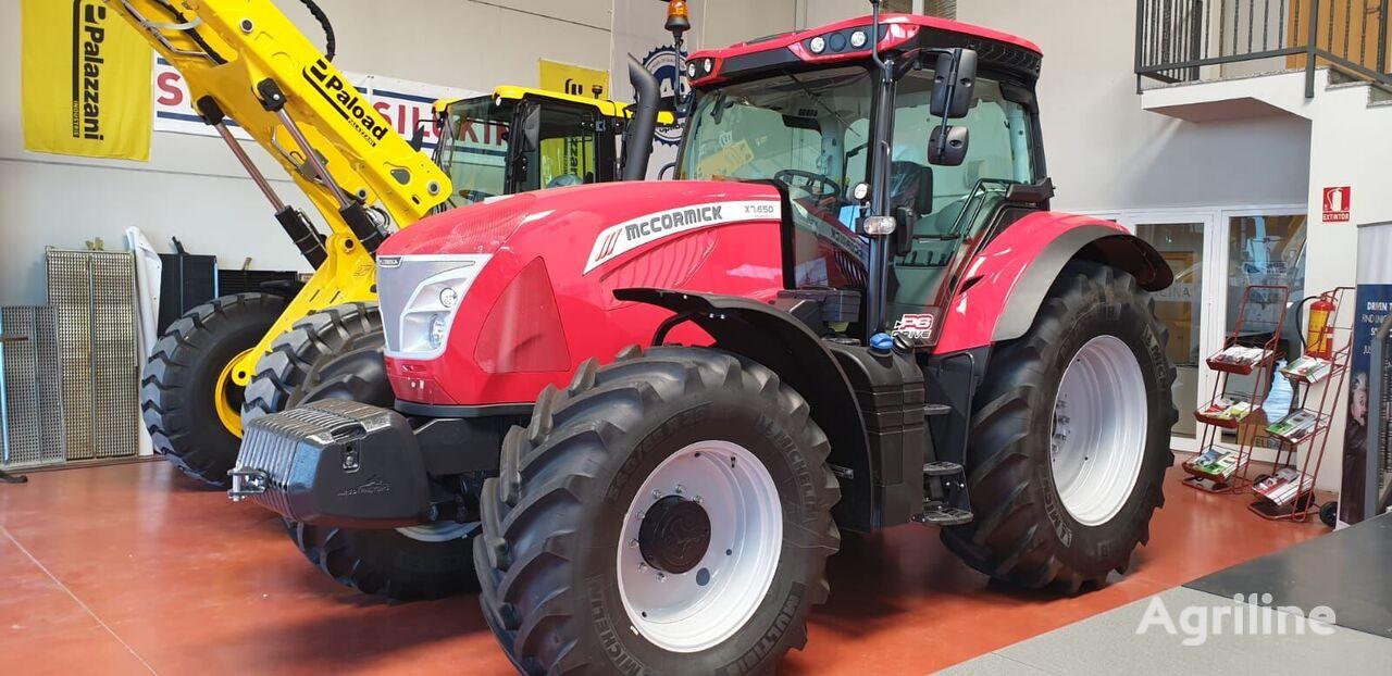 MCCORMICK X7.650 tractor de ruedas nuevo