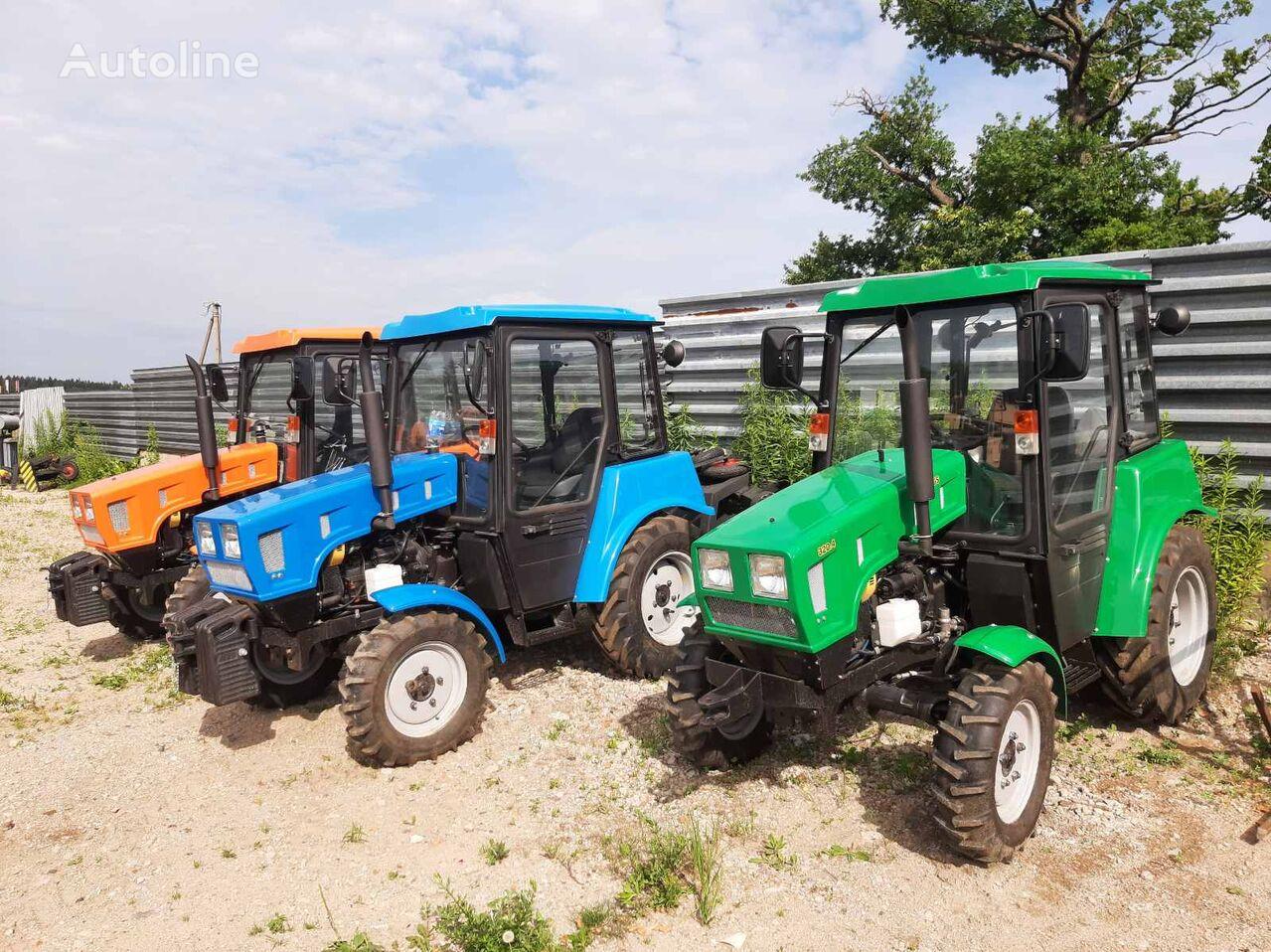 MTZ 320.4 tractor de ruedas nuevo