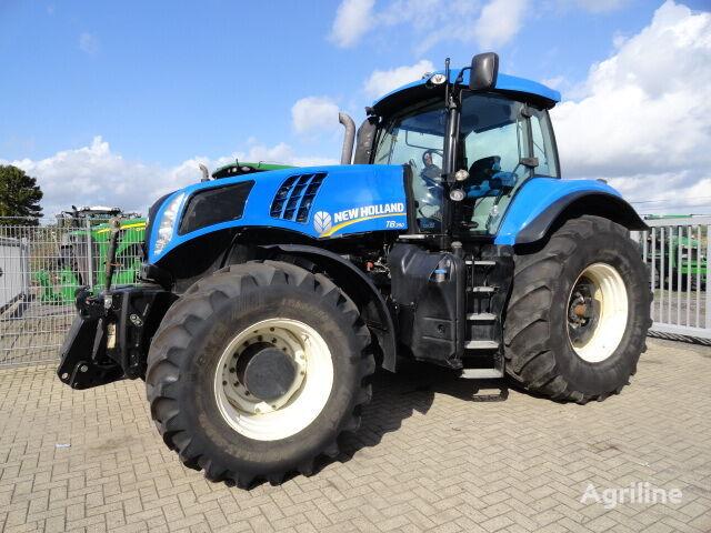 NEW HOLLAND T 8.390 PC tractor de ruedas