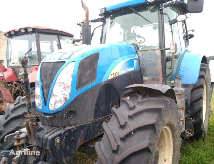 NEW HOLLAND T6030 tractor de ruedas