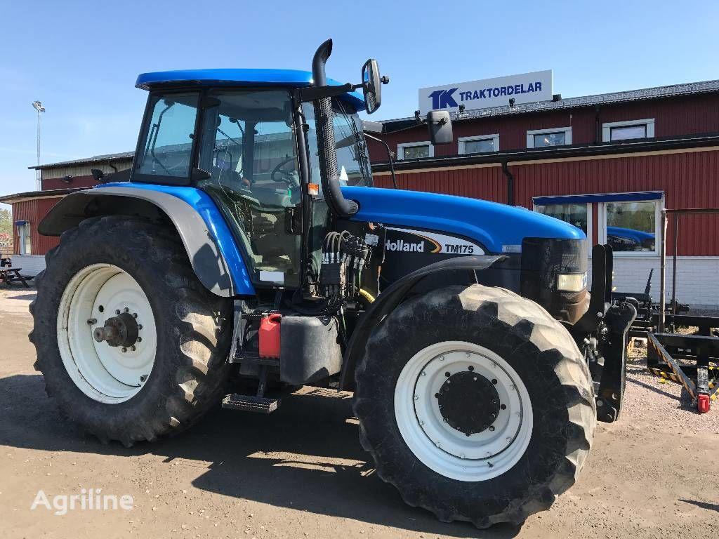 tractor de ruedas NEW HOLLAND TM 175 Dismantled for spare parts para piezas