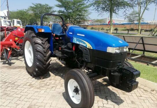 NEW HOLLAND TT55 tractor de ruedas