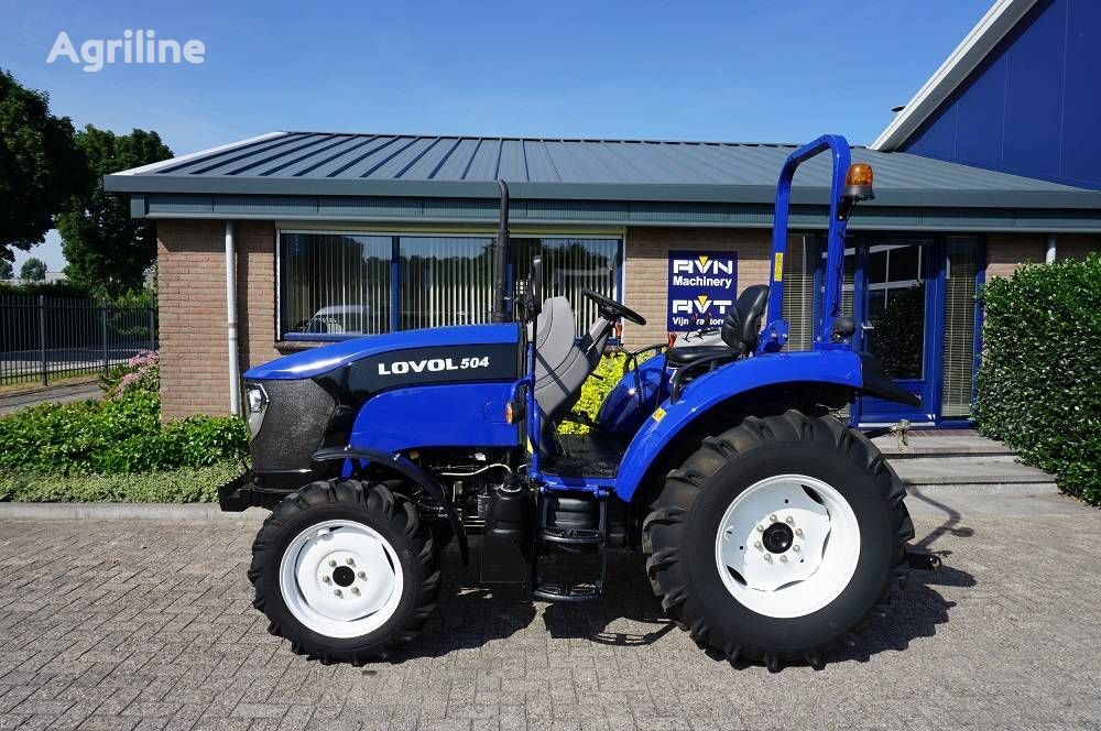 ONBEKEND 504-III tractor de ruedas nuevo