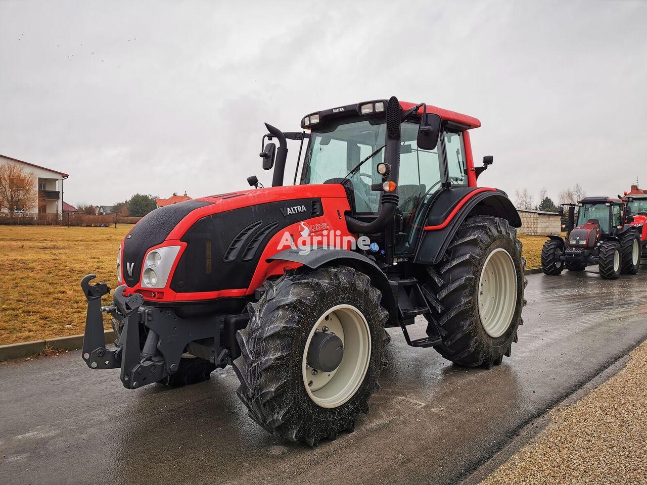 VALTRA T193 HITECH - FULL OPCJA - SUPER STAN tractor de ruedas
