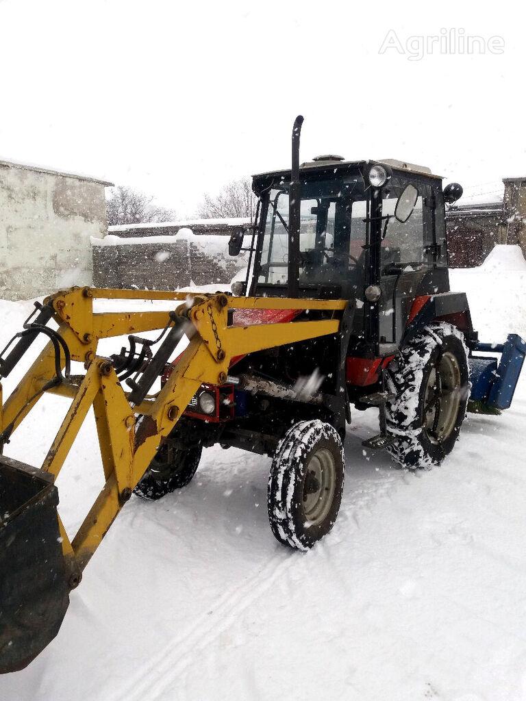 VTZ 2048A-KO (2032-10 T30-69) tractor de ruedas