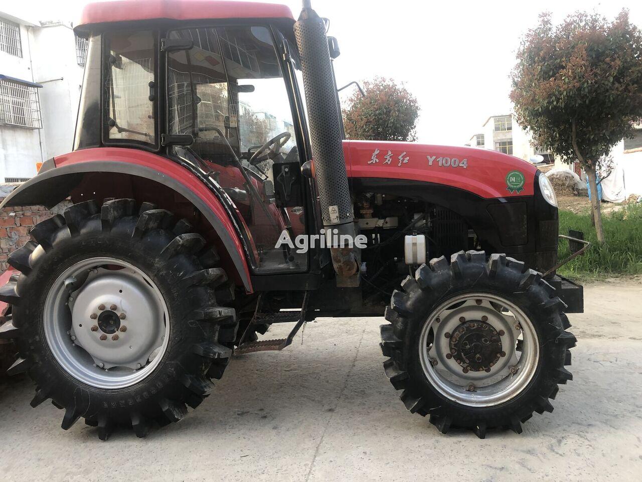 YTO 100HP  1004  tractor de ruedas