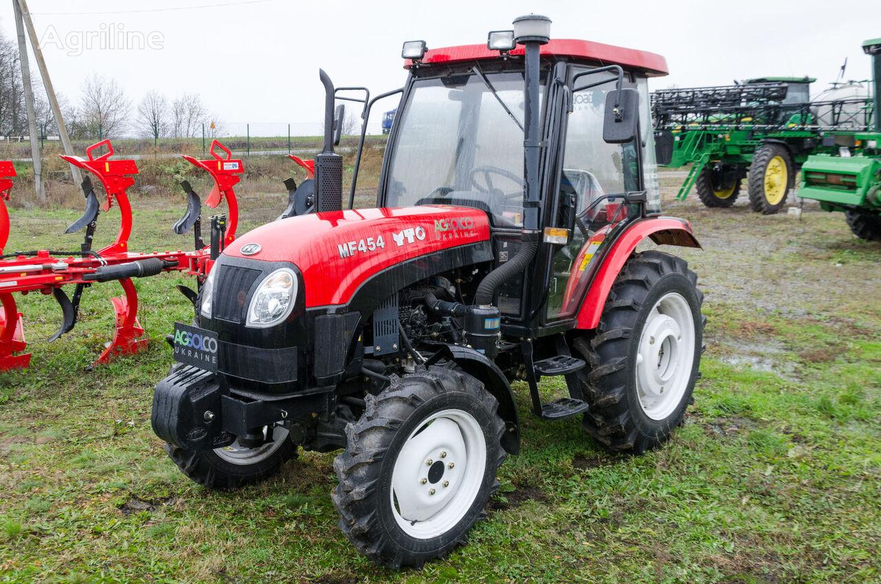 YTO MF454 tractor de ruedas nuevo