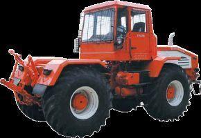 HTA-200-02 tractor de ruedas
