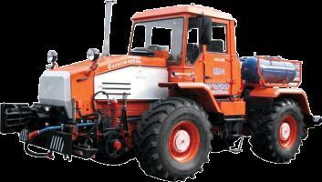 MMT-2  Manevrovyy motovoz na baze traktora HTA-200  tractor de ruedas