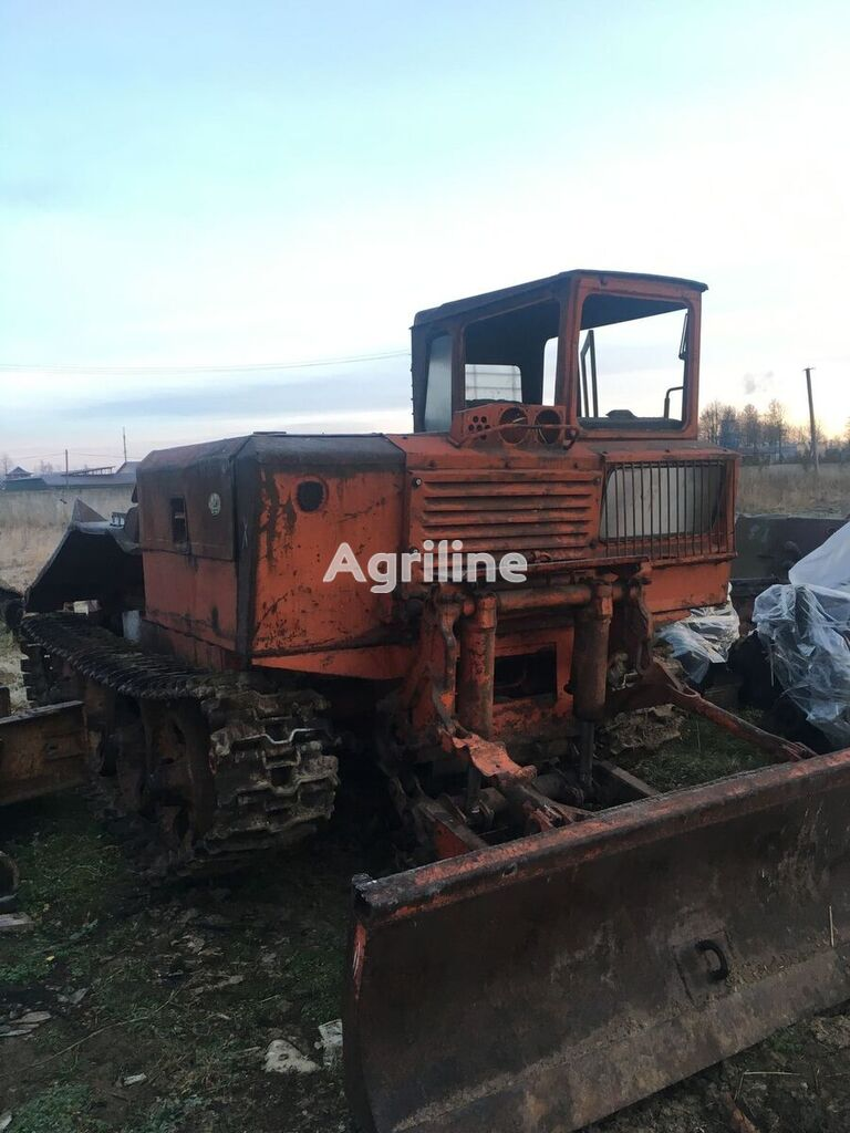 TDT 55 tractor forestal