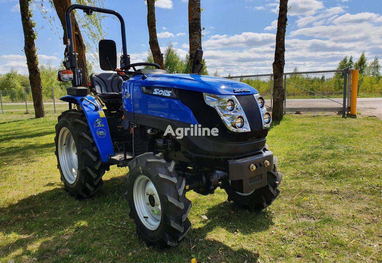 SOLIS 20, tractors tractor viñedo nuevo