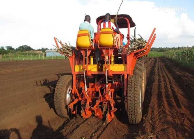 Beco Cassava planting machinery transplantadora nueva