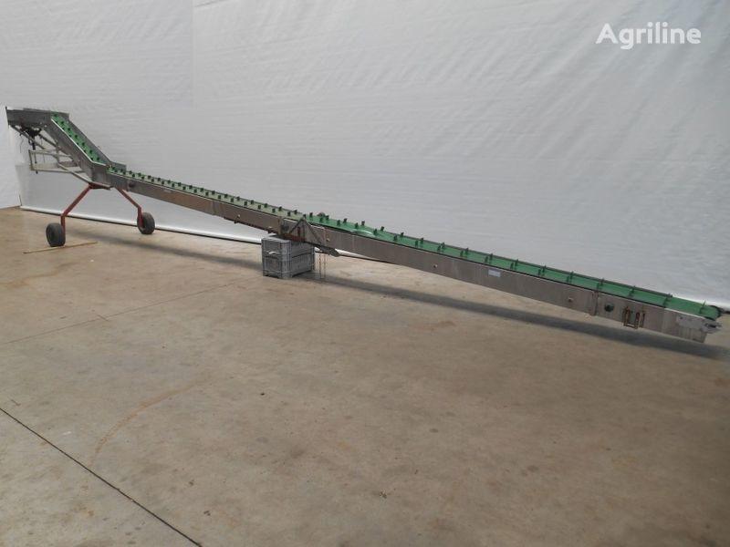 transplantadora Transporter dlya uborki kapusty - 12 m