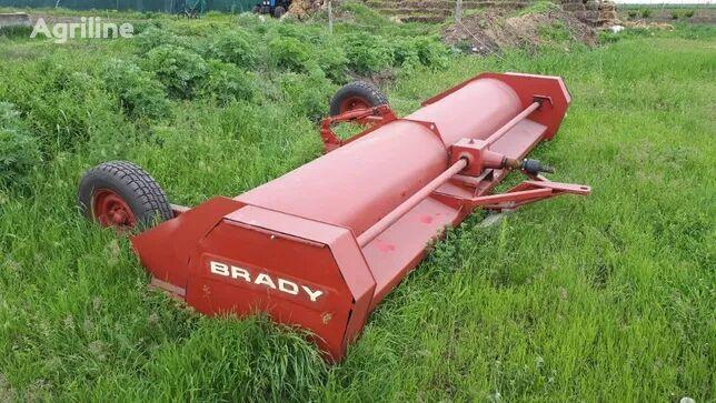 Brady  trituradora desbrozadora
