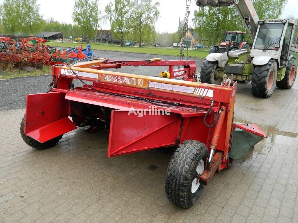 JF GMS 2800 trituradora desbrozadora