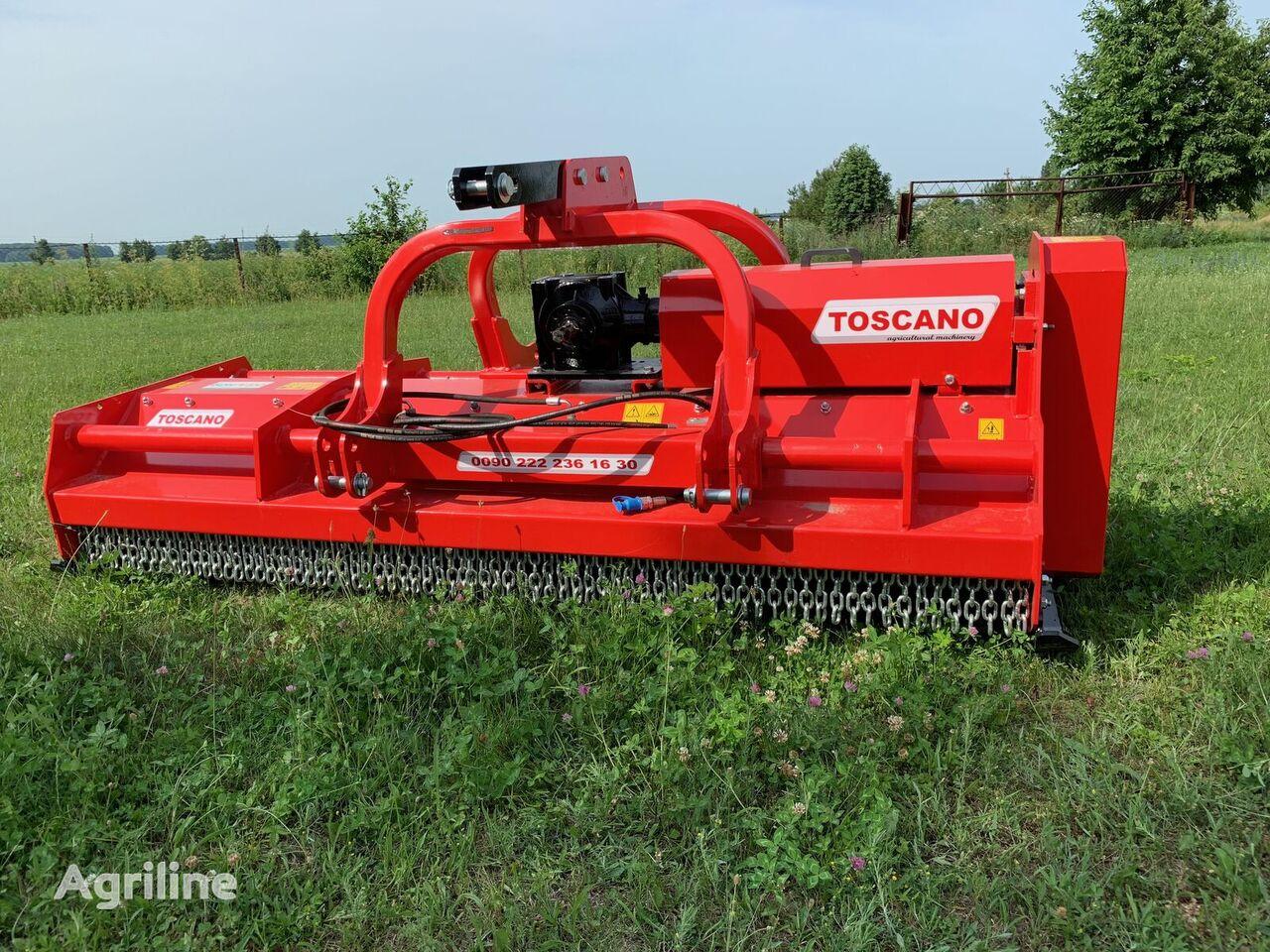 TOSCANO DPKC-03 2400 trituradora desbrozadora nueva