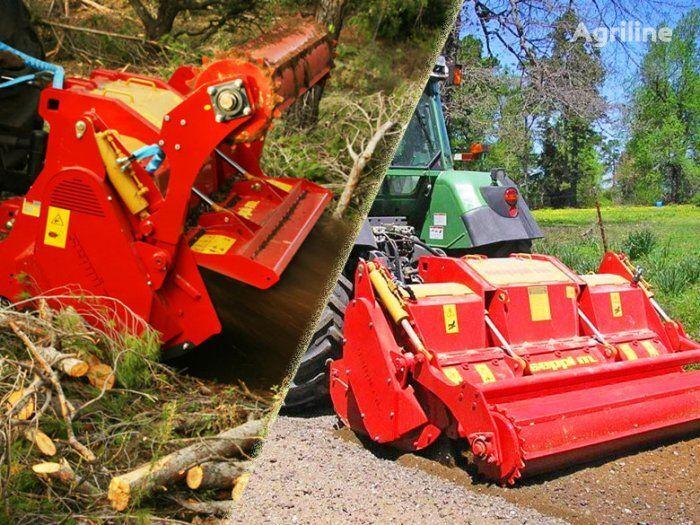 SEPPI M Mulcher MULTIFORST Akciya !!! trituradora para tractor nueva