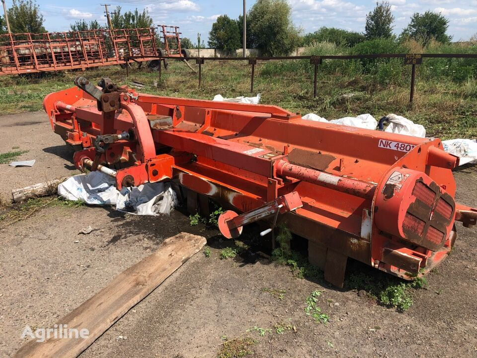 KUHN NK 4801 trituradora para tractor