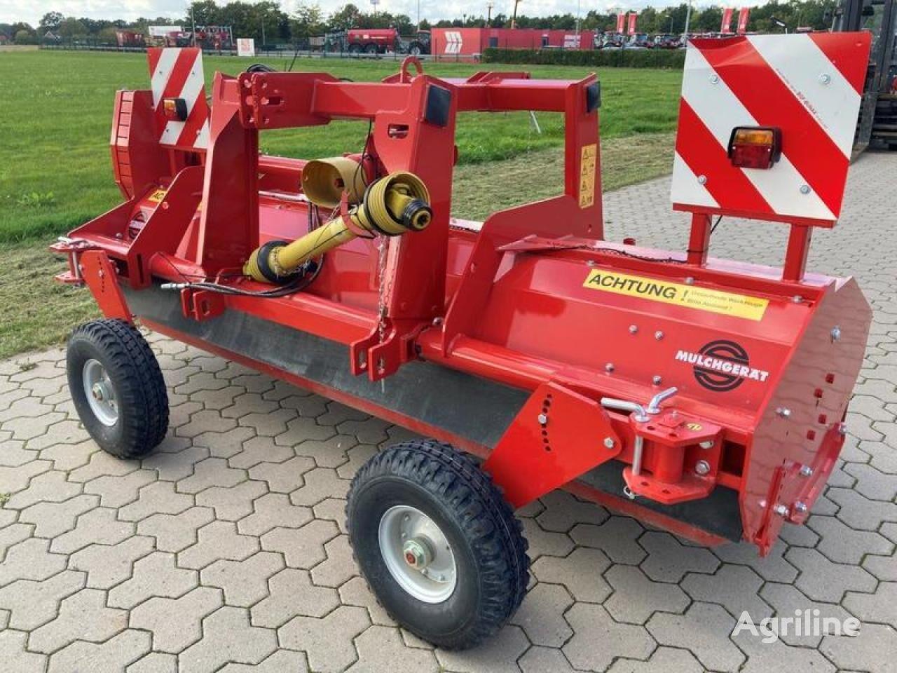 Sauerburger WM3300HF KARTOFFELKRAUT trituradora para tractor