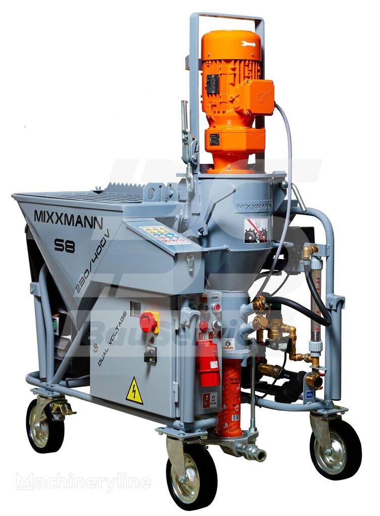 MIXXMANN S8 230/400V bomba mezcladora nueva