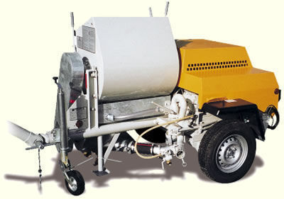 PUTZMEISTER P 13 bomba mezcladora nueva