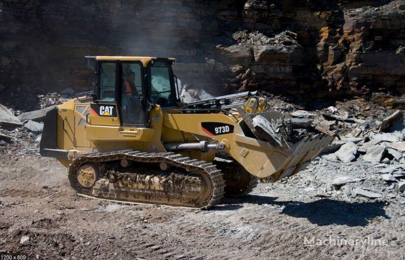CATERPILLAR 973 D bulldozer