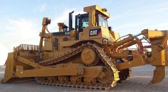 CATERPILLAR D10T  bulldozer