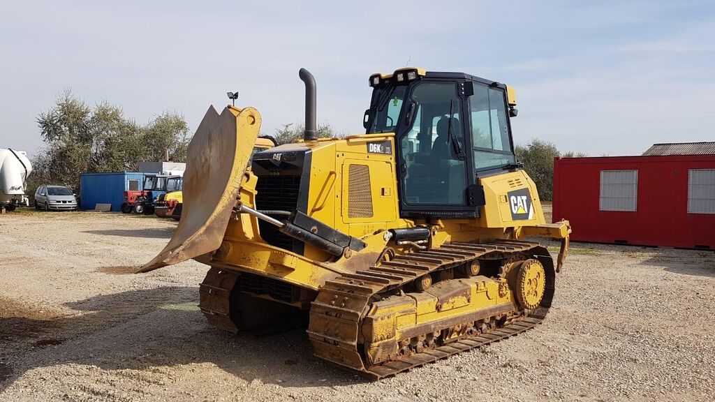 CATERPILLAR D6 K 2 XL, 2900 original hours, ripper bulldozer