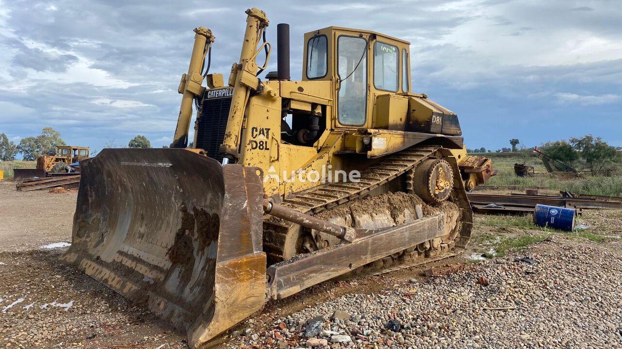 CATERPILLAR D8L bulldozer