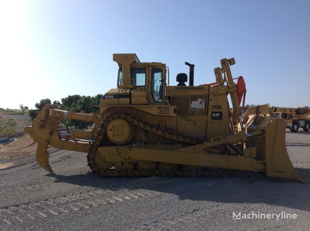 CATERPILLAR D9L bulldozer