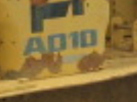 FIAT AD10 (PIEZAS / DESGUACE) bulldozer para piezas