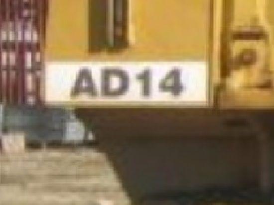 FIAT AD14 (PIEZAS / DESGUACE) bulldozer para piezas