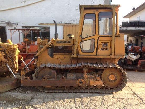 FIAT AD8 Y FIAT AD10C  bulldozer para piezas