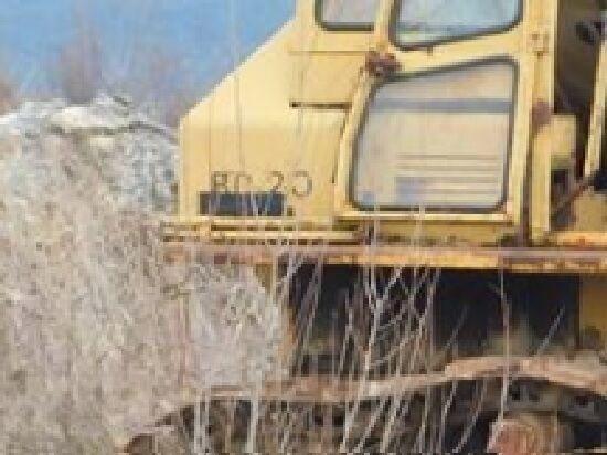FIAT ALLIS BD20  bulldozer para piezas