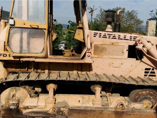 FIAT ALLIS FD14C bulldozer