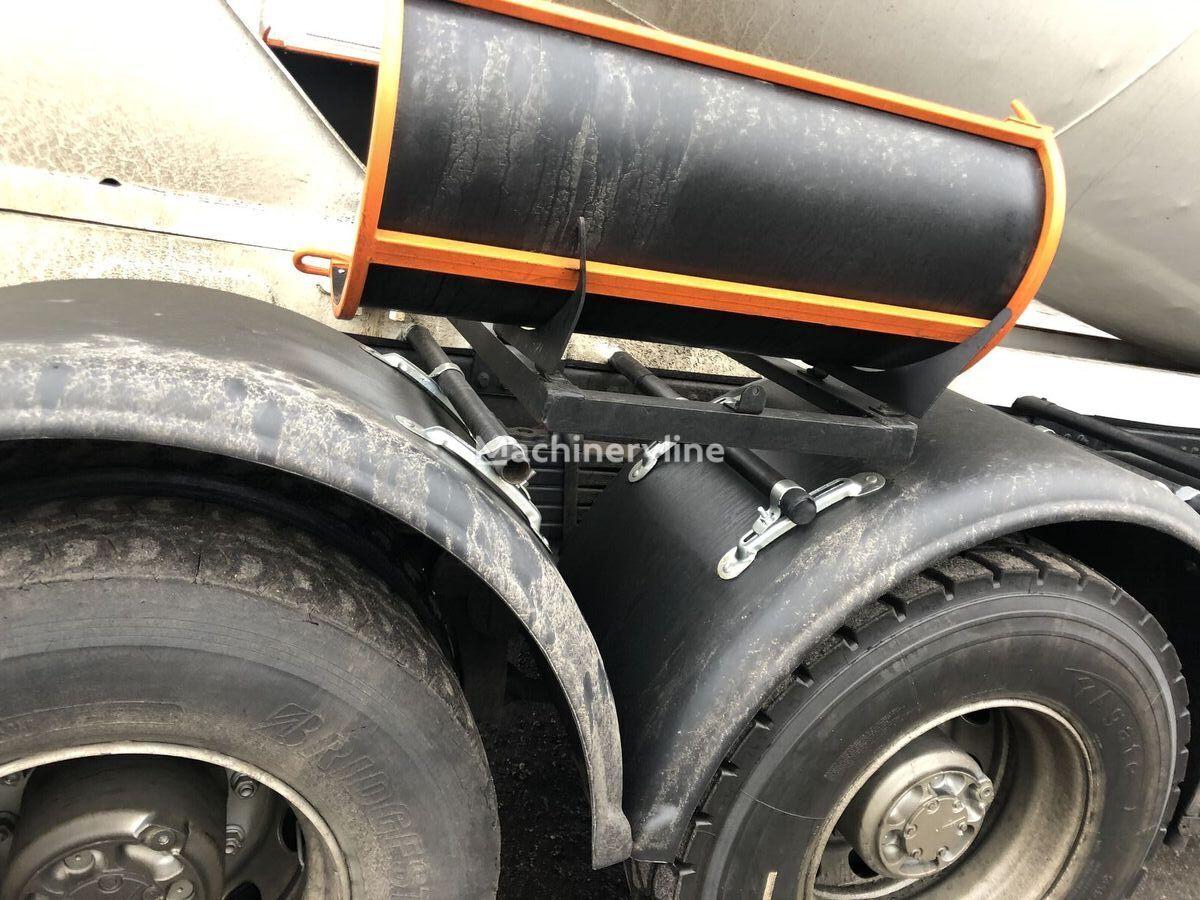 FORD 4136  Mikser camión hormigonera