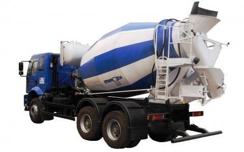 FORD CARGO 3430 D camión hormigonera