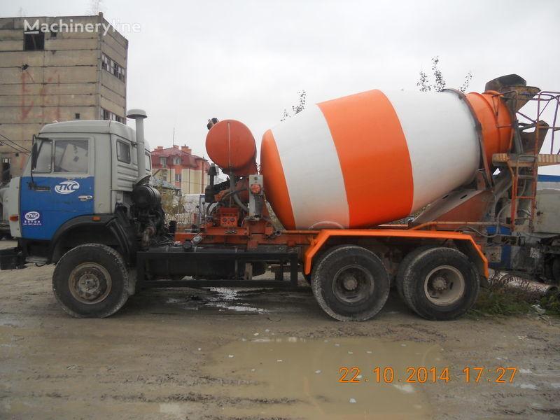 KAMAZ 53229A camión hormigonera