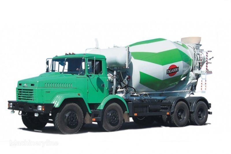 KRAZ 7133P4  camión hormigonera