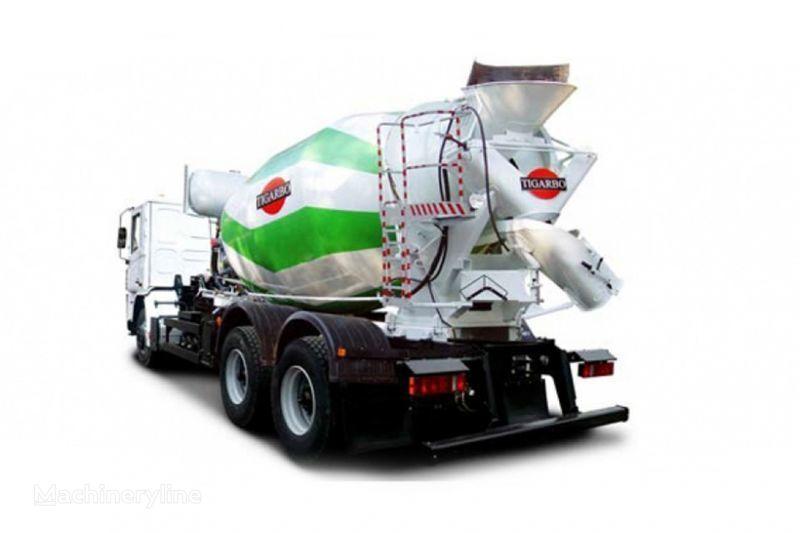 KRAZ P23.2  camión hormigonera